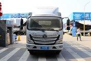 福田 欧马可S3系 156马力 4.18米单排仓栅式轻卡(BJ5048CCY-FA)