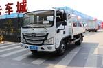 福田 欧马可S3系 156马力 3.83米排半栏板轻卡(速比4.3)(国六)(BJ1088VEJEA-F3)图片