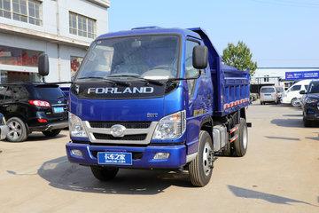 福田 时代金刚2 工程型 82马力 4X2 2.81米自卸车(BJ3042D9JBA-FA)