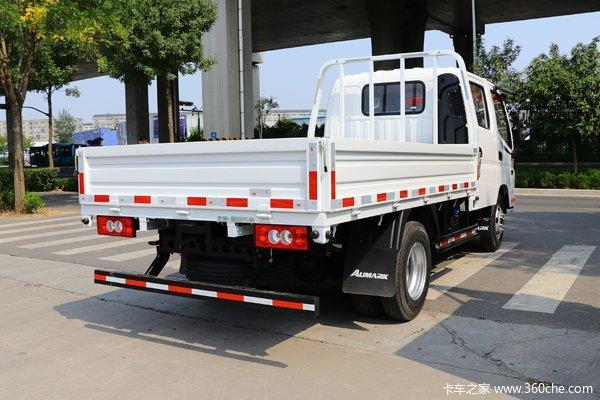 回馈客户欧马可3系载货车仅售10.90万