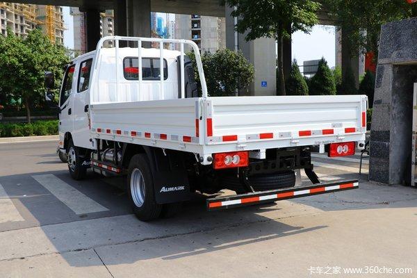 降价促销长沙欧马可3系载货车优惠0.25万