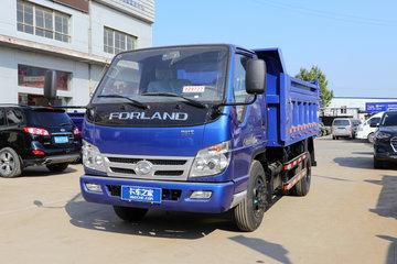 福田 时代金刚3 95马力 4X2 3米自卸车(BJ3046D8PDA-FA)