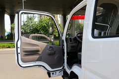 福田 欧马可3系 131马力 3.22米双排栏板轻卡(速比4.875)(BJ1049V9AD6-A2) 卡车图片