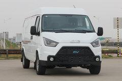 江铃汽车 特顺EV 商运型 5.7米纯电动长轴距厢式封闭货车(中顶)80.4kWh