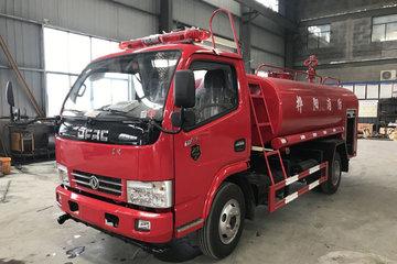 东风 多利卡D6 115马力 4X2 绿化喷洒车(程力威牌)(CLW5070GPSE5)