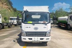 一汽解放 虎VN 110马力 4X2 4.15米易燃液体厢式运输车(CA5047XRQP40K50L1E5A84
