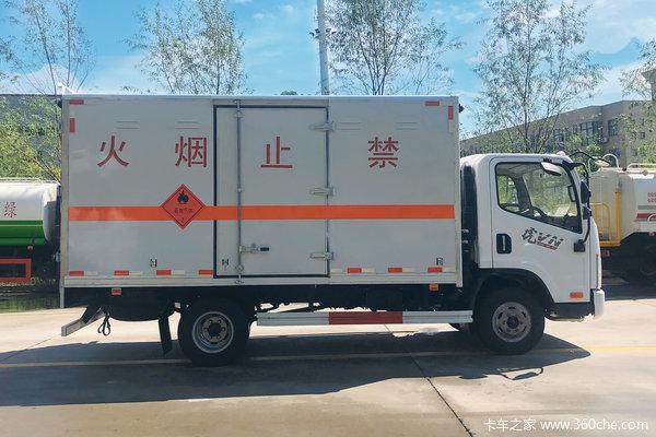 让利高达1.2万虎V爆破器材运输车促销中