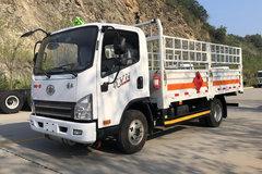 一汽解放 虎VN 110马力 4X2 4.15米气瓶运输车(CA5047TQPP40K50L1E5A84)