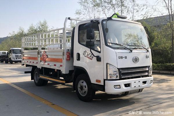 优惠0.1万元虎V爆破器材运输车促销中