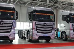 福田 欧曼EST重卡 国典版 超级卡车 560马力 6X4牵引车(16挡)图片