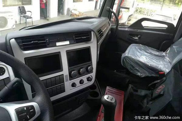 降价促销盐城东风天龙KL载货车仅售33.30万