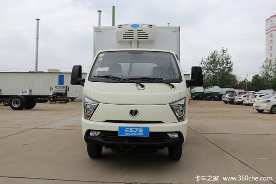 飞碟 缔途DX 乐享版 122马力 4X2 冷藏车(FD5042XLCD66K6-1)
