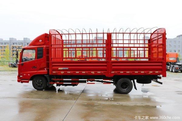 优惠0.4万呼市东风天锦载货车促销中