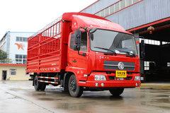 东风商用车 天锦中卡 160马力 4X2 6.2米仓栅式载货车(DFH5160CCYBX1JV)图片