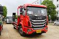 江淮 格尔发K5L 220马力 4X2平板运输车(大力牌)(DLQ5180TPBXK5)图片