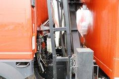 大运 运途 220马力 4X2 抓木随车吊(CGC5110JSQHDF45F)