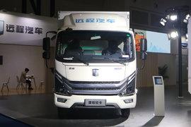 吉利遠程 RE500 4.5T 4.14米單排廂式純電動輕卡68kWh