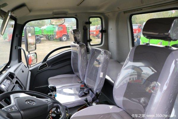 优惠14万上海建权东风拓行自卸车高清大胆中