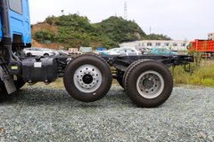 福达汽车 160马力 6X2 自卸车(二轴提升)