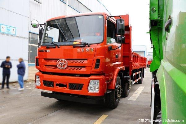 回馈客户优惠2万昊龙自卸车仅售16.88万
