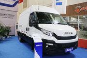 依维柯 新DAILY 170马力 单排封闭厢式货车(45C17H V)
