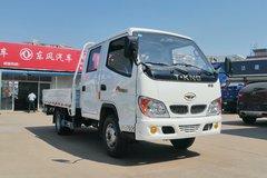 唐骏欧铃 小宝马 68马力 2.56米双排栏板微卡(ZB1040BSC3V) 卡车图片