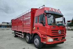 大运 风驰重卡 270马力 6X2 9.6米仓栅式载货车(DYQ5250CCYD5CB) 卡车图片