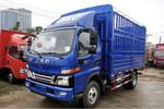 江淮 骏铃V6 156马力 4X2 4.18米桶装垃圾运输车(HFC5043CTYP91K2C2V)
