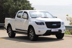 一汽凌河 雷神 2019款 舒适型 2.5T柴油 129马力 两驱 短轴双排皮卡 卡车图片