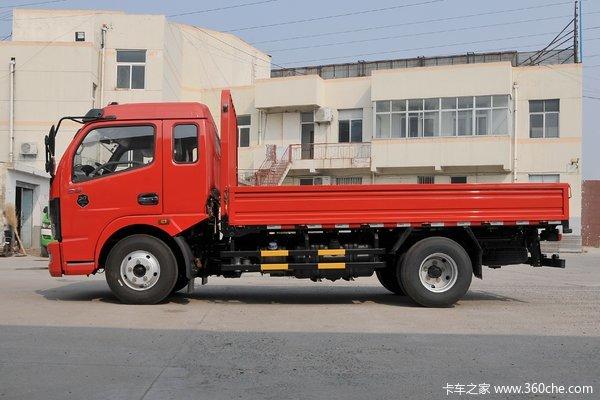 优惠0.5万多利卡D6载货车促销中