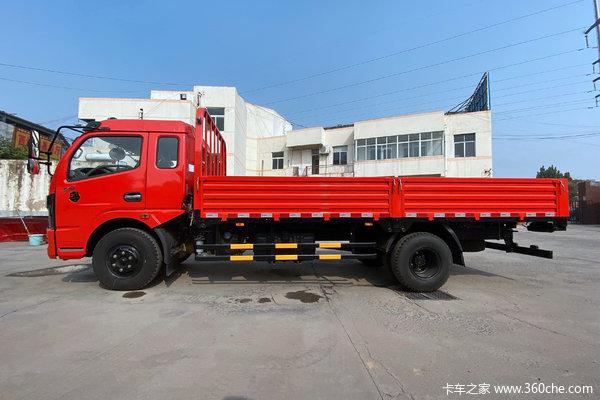 多利卡D7載貨車北京市火熱促銷中 讓利高達3.5萬