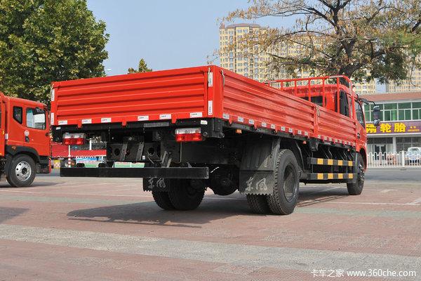 回馈客户无锡多利卡D8载货车限时促销中