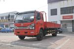 东风 多利卡D8 160马力 4X2 6.2米排半栏板载货车(EQ1140L8BDF)图片