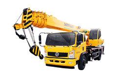 东风华神 T5 160马力 4X2 10吨五节臂起重机(森源牌)(SMQ5152JQZ)