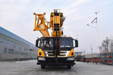 森源重工 330马力 6X4 25吨起重机(SMQ5335JQZS25)