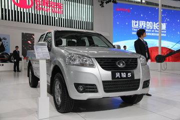 长城 风骏5 2016款 进取型 两驱 2.0T柴油 小双排皮卡