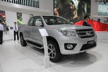 2011款长城 风骏3 标准型 商务版 2.8L柴油 大双排皮卡