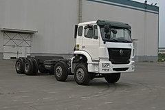 中国重汽 豪瀚J7B重卡 336马力 8X4载货车底盘(ZZ1315N3666C1) 卡车图片