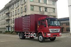 中国重汽 豪曼中卡 160马力 4X2 厢式载货车(ZZ5168XXYF19CB0) 卡车图片