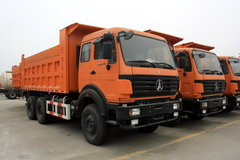 北奔 NG80重卡 350马力 6X4 5.4米自卸车(ND3250BD5J6Z00)图片