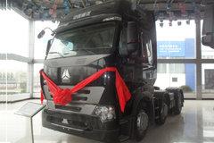 中国重汽 HOWO A7系重卡 340马力 6X2 牵引车(驾驶室A7-P)(ZZ4257N25C7N1B) 卡车图片