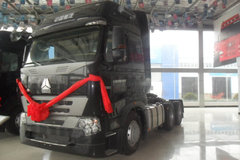 中国重汽 HOWO A7系重卡 380马力 6X4 牵引车(驾驶室A7-G)(发动机D12.38)(ZZ4257N3247N1B) 卡车图片