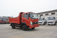 重汽王牌 7系轻卡 115马力 3.8米自卸车(CDW3080A3B3) 卡车图片