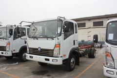 重汽王牌 7系中卡 130马力 4X2 载货车(底盘)(CDW1090HA1C3) 卡车图片