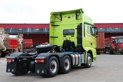 一汽解放 J7重卡 四季版 550马力 6X4 牵引车(带差速锁)(CA4250P77K25T1E5) 卡车图片