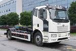 一汽解放 J6L 4X2纯电动车厢可卸式垃圾车(中联牌)(ZBH5180ZXXCABEV)图片