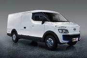 开瑞 海豚EV 3.1T 2.98米纯电动封闭厢式运输车
