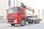 徐工 �h风G5 290马力 6X4 8米随车起重运输车(国六)(XGA5250JSQN6)图片