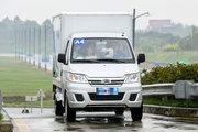 开瑞 优劲EV 2019款 舒适型 2.67T 2.9米单排纯电动厢式运输车(SQR5032XXYBEVH08)41.5kWh