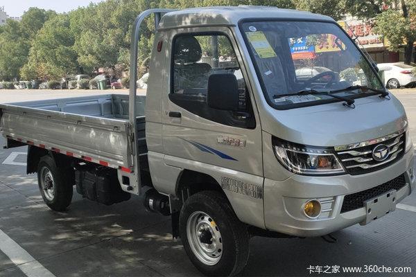 唐骏欧铃 赛菱F3-1 1.5L 112马力 3.08米单排栏板微卡(国六)(ZB1023ADC3L)